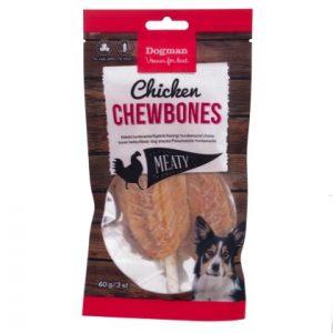 Dogman Chicken Chewbones