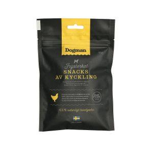 Dogman – Frystorkat snacks av kyckling